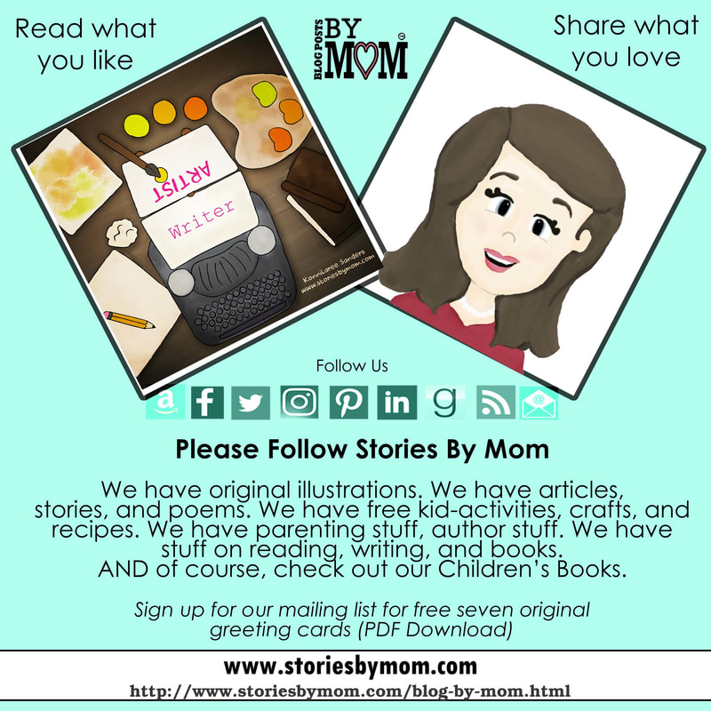 Stories By Mom Children's Book Blog Post