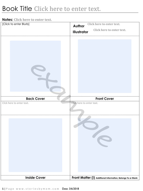 Blogs by mom konnilaree sanders picture childrens book layout template from stories by mom childrens books maxwellsz