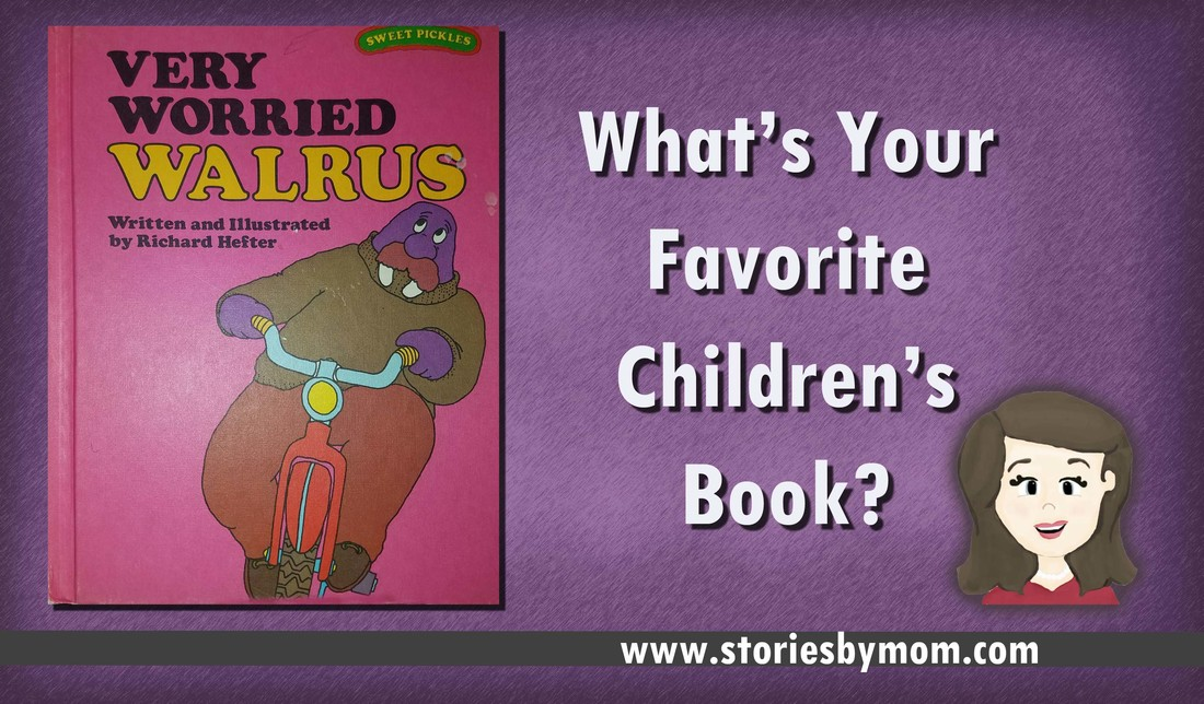 What's your favorite children's book blog post from www.storiesbymom.com