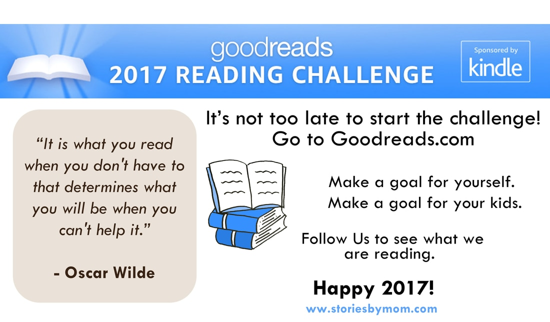 Goodreads 2017 Reading Challenge